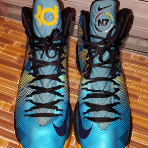 Nike Kevin Durant KD 5 V High N7 Edition Shoe 11